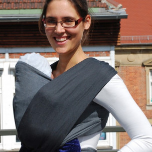 Didymos Doubleface Anthrazit